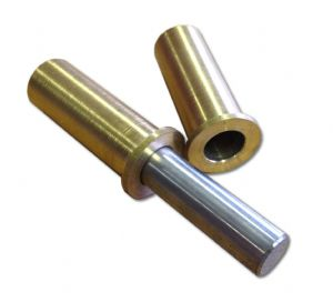 Brass Hinge & Swivel Pins